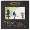 """Malden 4"""" x 6"""" Family Weathered Picture Frame"""