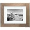 Malden Barnwood Distressed Float Picture Frame