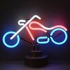 Neonetics Chopper Neon Sculpture