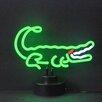 Neonetics Business Signs Crocodile Neon Sign