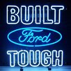 Neonetics Built Ford Tough Neon Sign