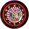 "Neonetics Bar and Game Room 15"" Bowling Wall Clock"