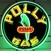 Neonetics Polly Gas Neon Sign