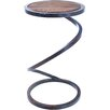 Prima Spiral End Table