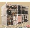Luxury Living Modular Shoe Organizer