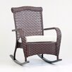 South Sea Rattan Martinique Rocking Chair with Cushion