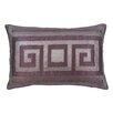 Edie Inc. Greek Key Lumbar Pillow