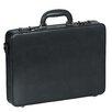 Mancini Business Leather Slim Tablet Attaché Case