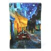 ArtWall The Cafe Terrace on the Place Du Forum Arles Painting Print on Canvas by Vincent Van Gogh