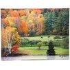"ArtWall ""Killington Vermont"" by George Zucconi Canvas Art"