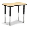 "Jonti-Craft Berries® 35"" x 24"" Collaborative Bowtie Classroom Table"