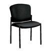 HON Pagoda Armless Office Stacking Chair