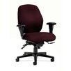 HON 7800 Series Mid-Back Task Chair with Arms