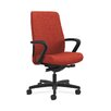 HON Endorse Mid-back Task Chair in Grade III Arrondi Fabric
