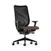 HON Nucleus Mesh Task Chair in Grade V Silvertex Vinyl