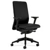 HON Nucleus Upholstered Back Task Chair with Adjustable Arms in Grade III Contourett