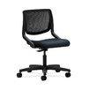 HON Motivate Mesh-Back Task Chair in Grade IV Whisper Vinyl