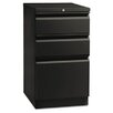"HON Flagship Series 18.88""D 3-Drawer Mobile Pedestal File"