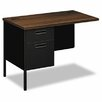 HON Metro Classic Series Workstation Left Desk Return