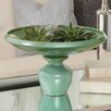 Global Views Chalice Compote Decorative Bowl