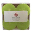 Mill Valley Candleworks Tulip Scented Votive Candle (Set of 4)