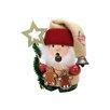 Alexander Taron Christian Ulbricht Santa with Star Incense Burner