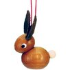 Alexander Taron Christian Ulbricht Brown Bunny Small Ornament