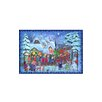Alexander Taron Sellmer Christmas Train Advent Calendar (Set of 2)