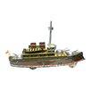 Alexander Taron Collectible Tin Toy Model Battleship