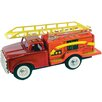 Alexander Taron Collectible Tin Toy Model Fire Truck