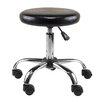 Winsome Clark Adjustable Height Swivel Bar Stool with Cushion