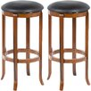 "Winsome 30"" Swivel Bar Stool with Cushion (Set of 2)"