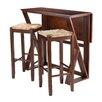 Winsome Harrington 3 Piece Pub Table Set