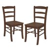 Winsome WN1491WN1491Basics Side Chair (Set of 2)