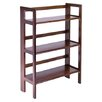 "Winsome Basics Folding 38.5"" Standard Bookcase"
