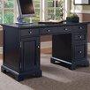 Home Styles Bedford Double Pedestal Computer Desk