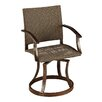 Home Styles Urban Outdoor Swivel Arm Chair