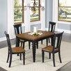 Home Styles Americana 5 Piece Dining Set