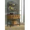 Home Styles Oak Hill Storage Baker's Rack