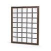 Hip Vintage Grid Mirror