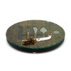 Hip Vintage Cheese Platter With Serving
