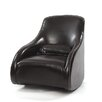 Hip Vintage Leather Arm Chair