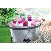 Kindwer Fleur de Lis Oval Tub