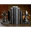 Kindwer Fleur de Lis Book End (Set of 2)