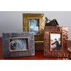 Kindwer 3 Piece Industrial Metal Picture Frame Set