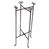 Kindwer Iron Floor Stand for Round Tub