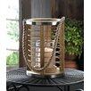 Zingz & Thingz Strand Wooden Lantern