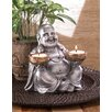 Zingz & Thingz Sitting Buddha Dish