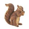 Zingz & Thingz Nibbling Squirrel Garden Statue