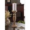 Zingz & Thingz Artisan Wooden Candleholder